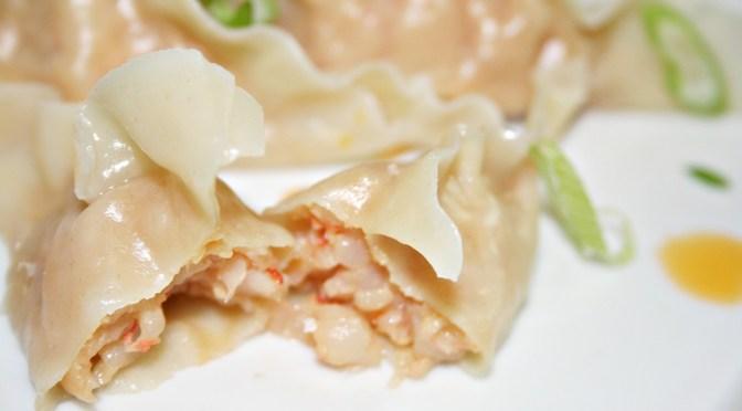 Har Gow (Steamed Shrimp Dumplings with Bamboo Shoots)