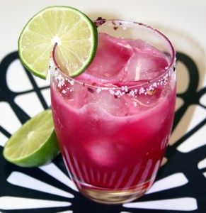 Hibiscus Chile Margarita © Photo by Angela Gunder