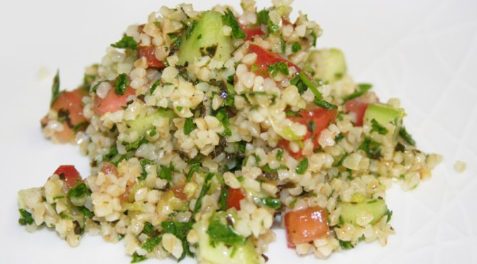 Simple Tabbouleh