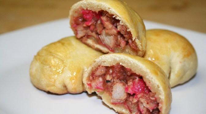 Baked Roast Pork Buns