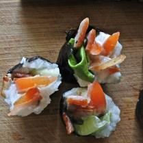 BLT sushi rolls (16)