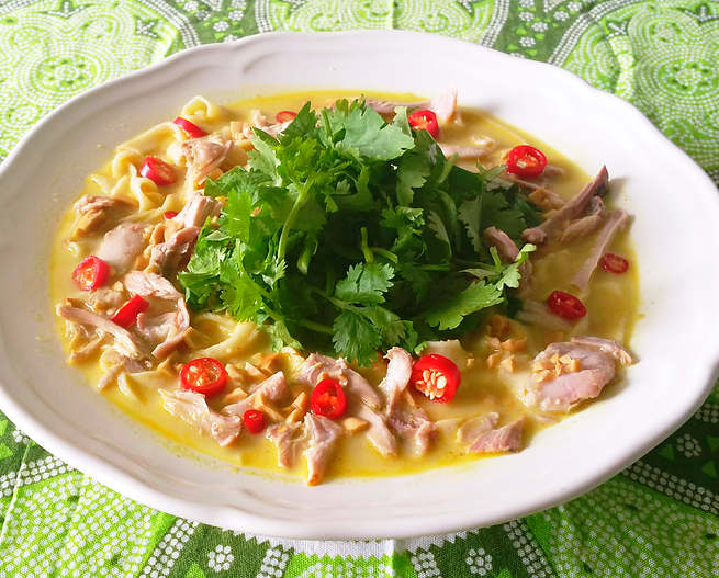 Chicken Soup for the South East Asian Soul