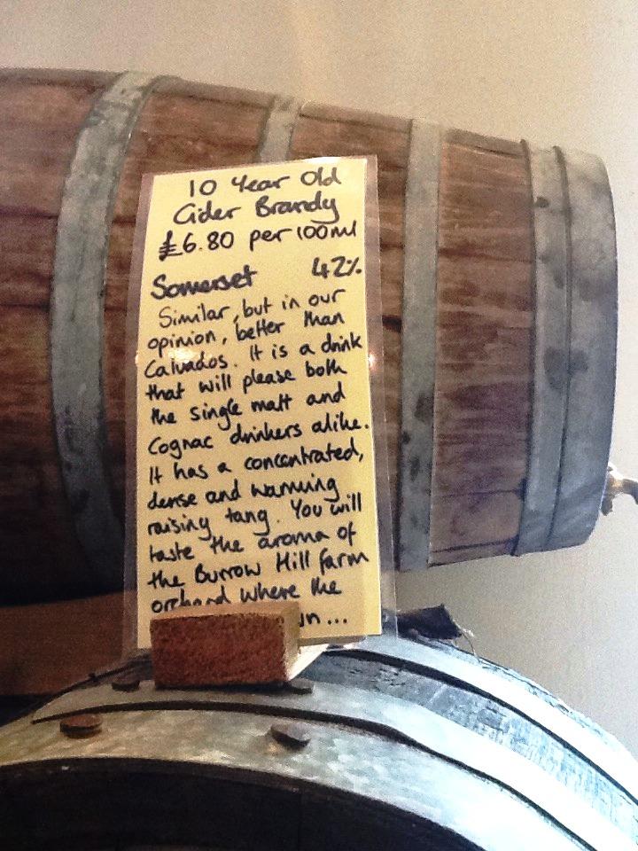 craft cider brandy