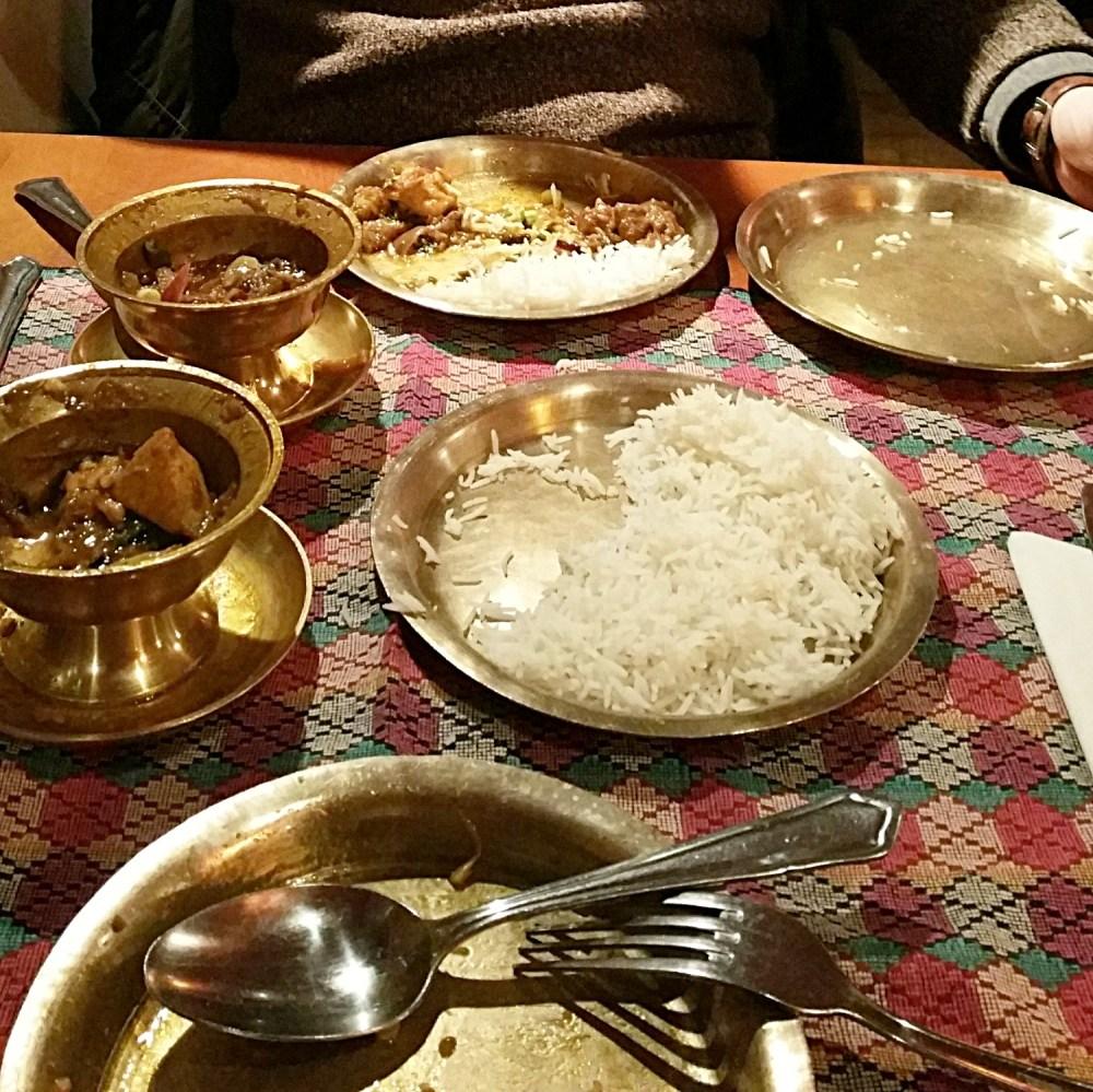 Gurkha food in York