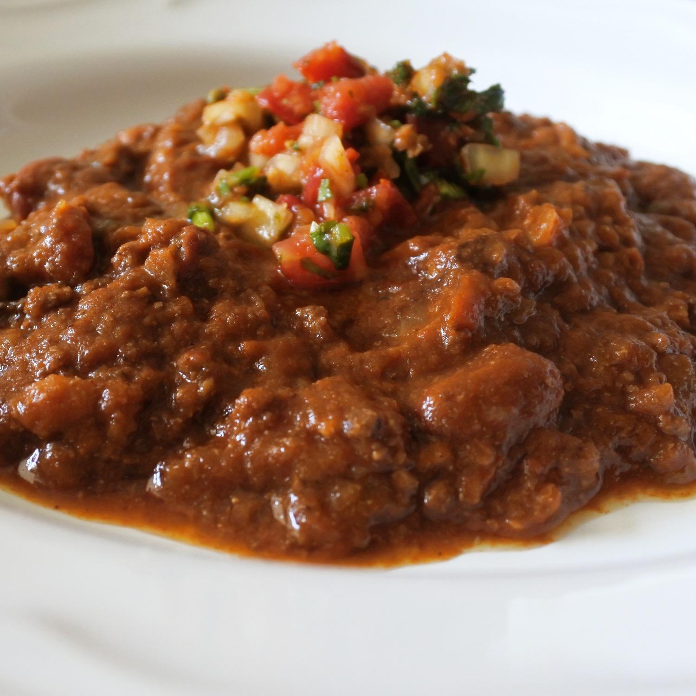 Spice Paw's Chili