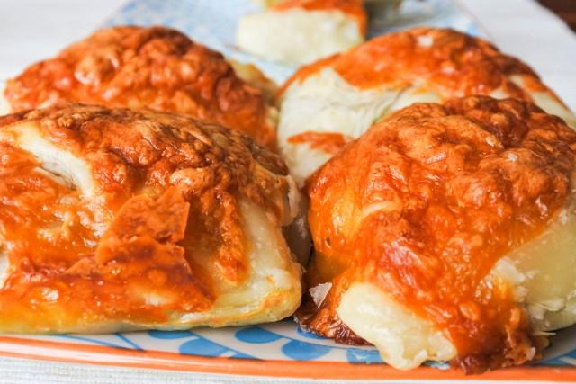 Mushrooms on Toast pastries 5