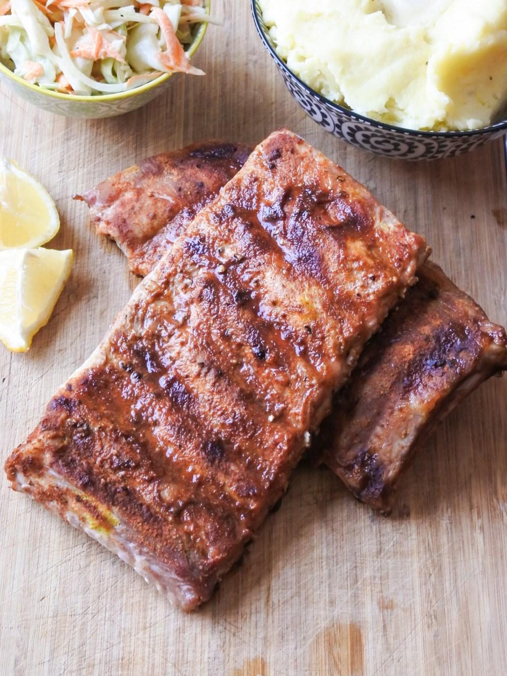 Spicepaw's Pork Ribs 18
