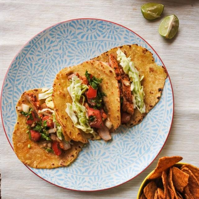 spicy pork tacos 2