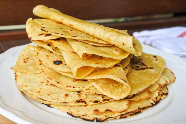 Corn Tortillas 13