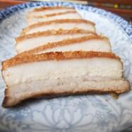 Sweet Soy and Garlic Crispy Pork Belly 9
