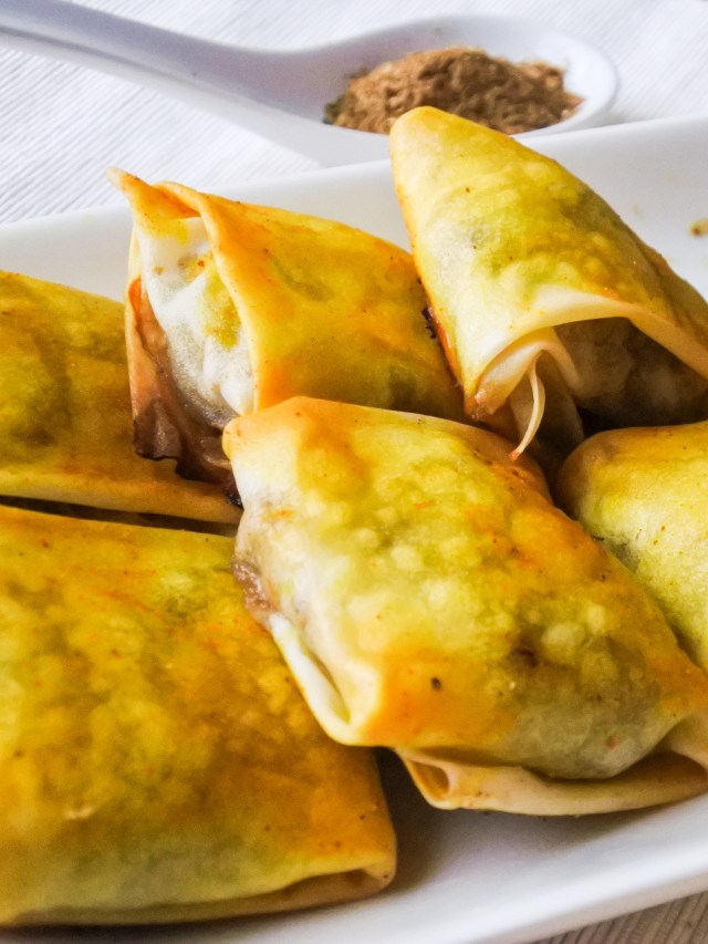 Uyghur Spiced Lamb Parcels 5
