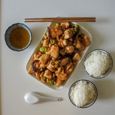 Remove from heat, serve with rice and enjoy!