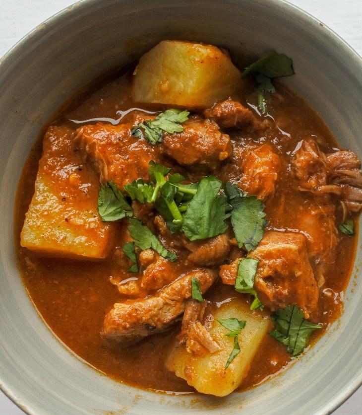 railway lamb curry