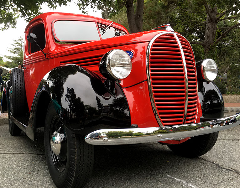 Old Trucks Classic Cool American Icon Alive And Well In ...