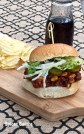 """East meets West"" Veggie Sloppy Joe"