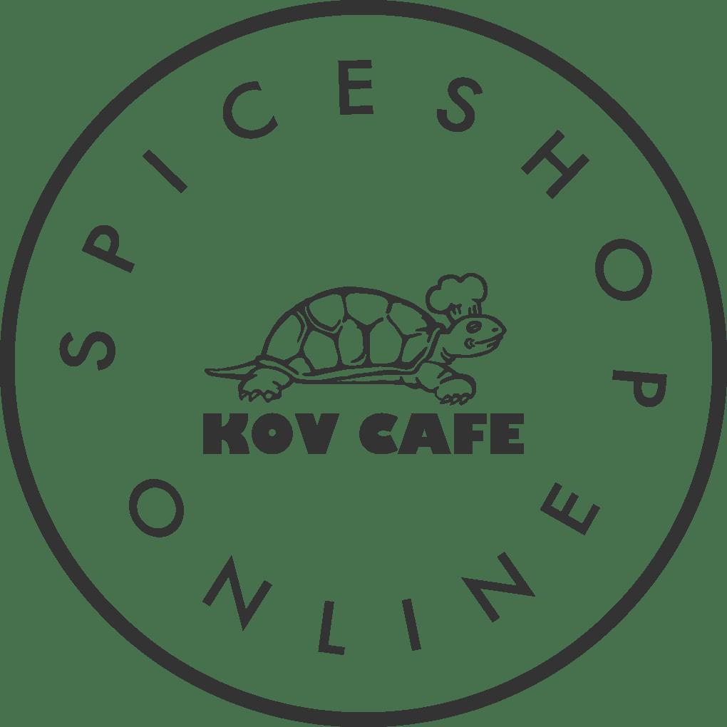 Spiceshop KOVCAFEのロゴ-2