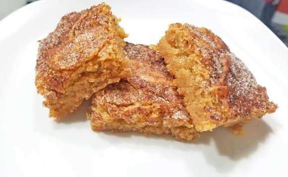Mexican Cinnamon Brownies