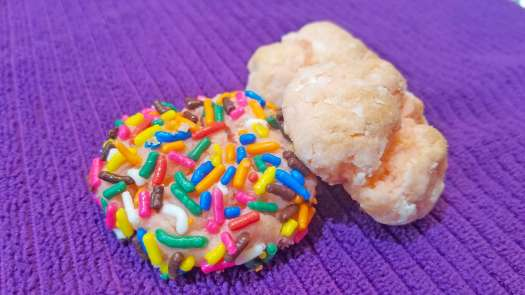 Pinkalicious Cookies