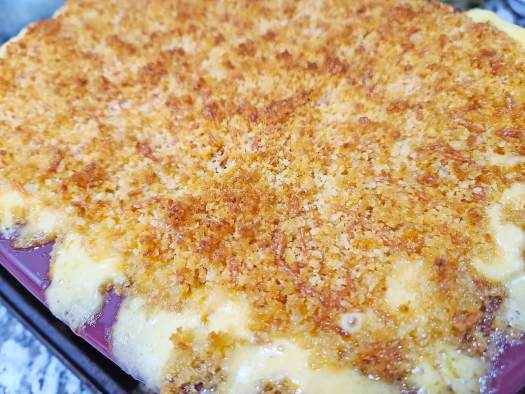 Over-the-Top Macaroni and Cheese