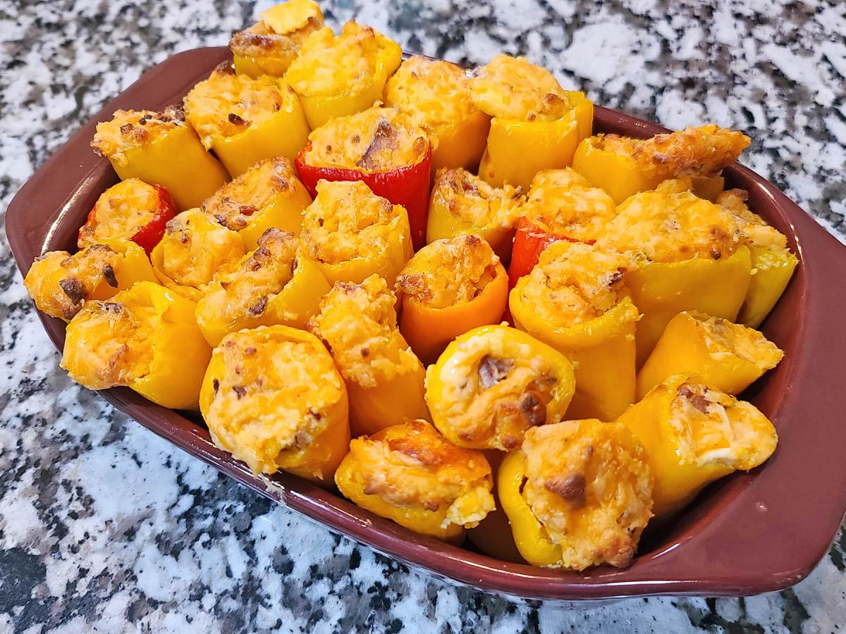Stuffed Sweet Peppers