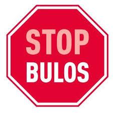 Stop bulos señal
