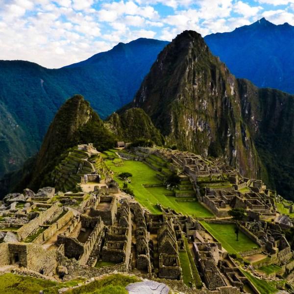 Site Inca du Machu Picchu