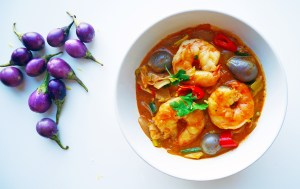 gochujang coconut curry