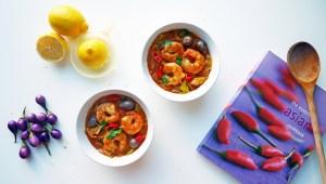 korean chili paste curry