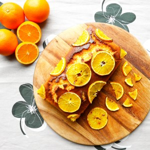best orange yogurt cake