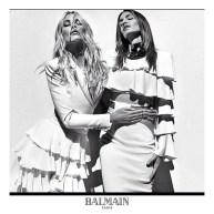 Balmain-Spring-Summer-2016-Campaign - SpicyGlitzMagazine 5