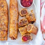 Veal and Chorizo Sausage Rolls