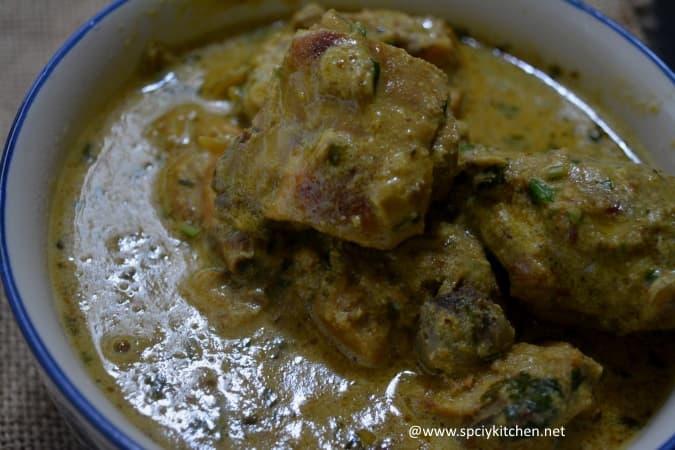 Mughlai-Chicken