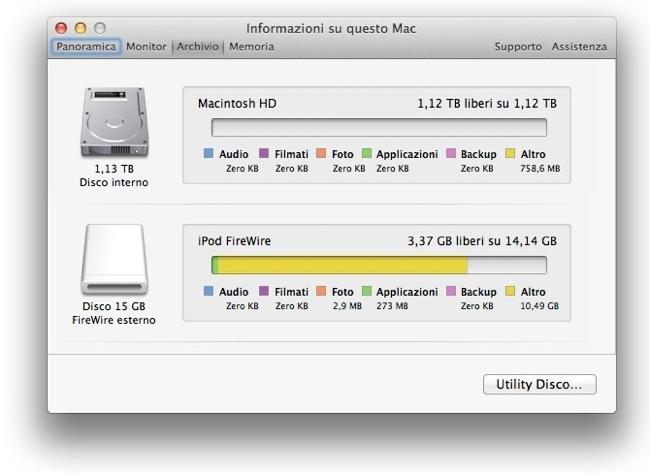 Fusion Drive iMac 2008