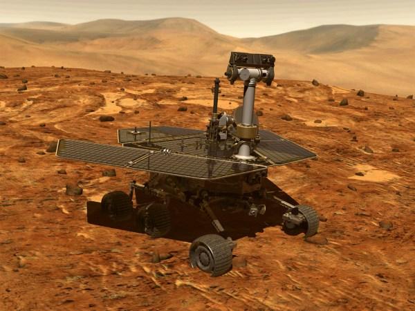 2003 Mars Exploration Rovers