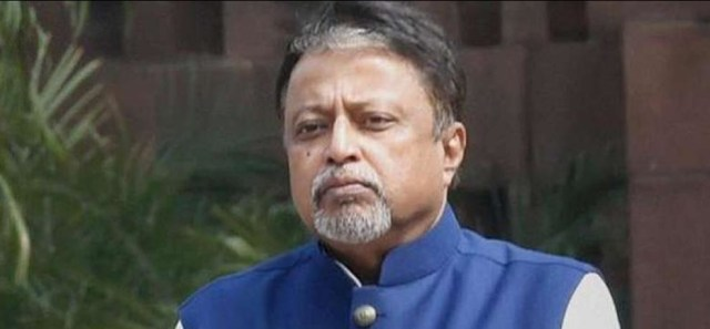 mukul roy leaves Trinamool congress mamta banerjee number two