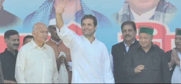 Rahul Gandhi Compare Gujarat Model With Himachal Pradesh ...