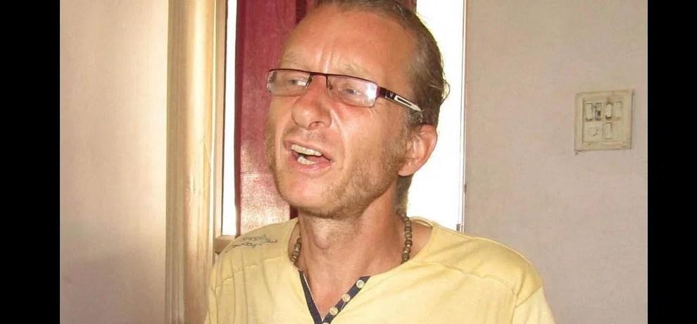 case against german citizen in grp station