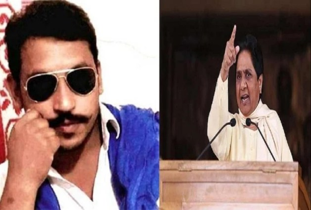Image result for chandra shekhar ravan vs mayawati