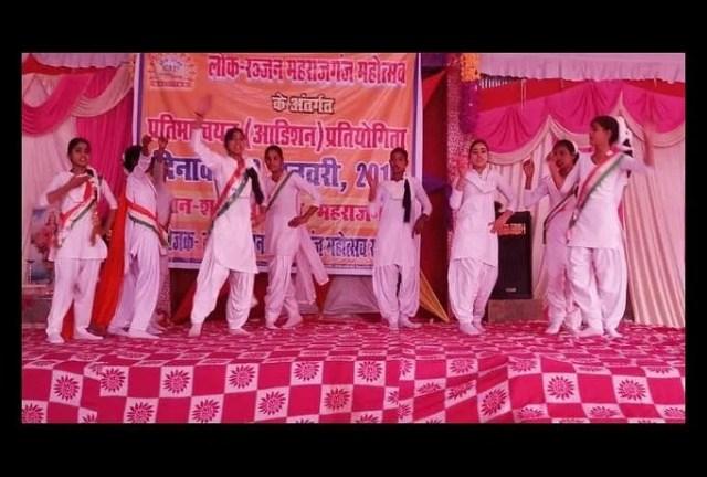 42 विद्यालयों के बच्चों ने दिया ऑडिशन