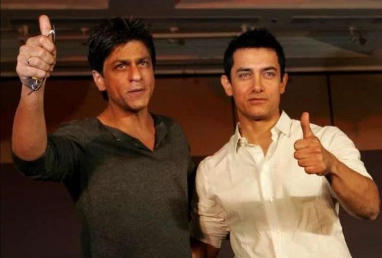 आमिर खान के रास्ते पर चल पड़े शाहरुख, जीरो फ्लॉप होने के बाद अब ऐसे कर रहे हैं तैयारी - Entertainment News: Amar Ujala