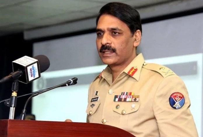 पाकिस्तानी सेना के पूर्व प्रवक्ता आसिफ गफूर (फाइल फोटो)