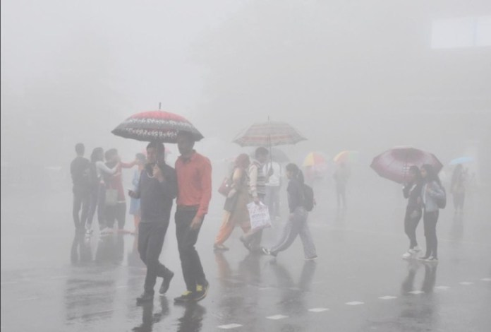 Weather Department Says Monsoon Showers Decreased By 35 Per Cent ...