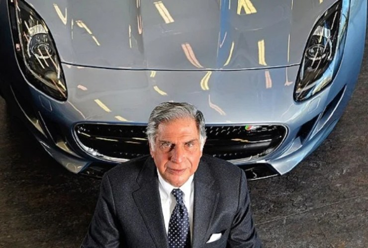 Ratan Tata Cars