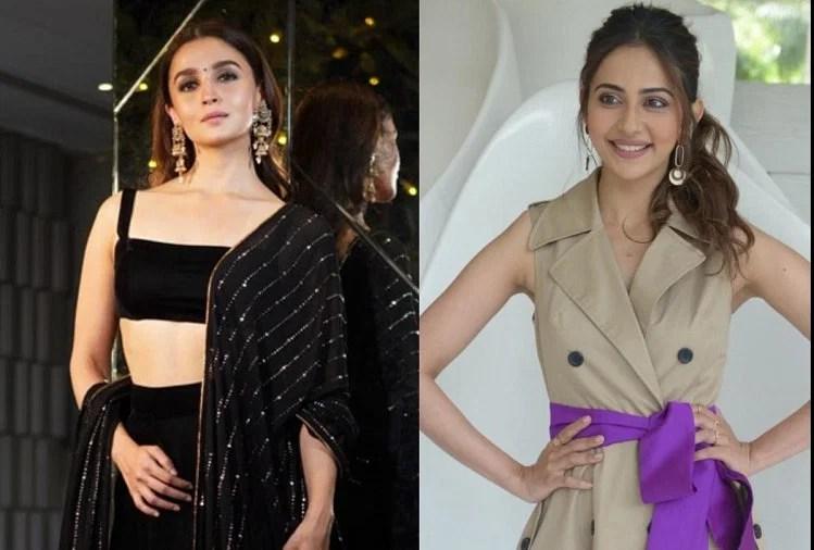 जब आलिया भट्ट की इस ड्रेस को कॉपी करते नजर आईं अजय देवगन की ये हीरोइन, तस्वीरों में देखिए किसका लुक है बेस्ट