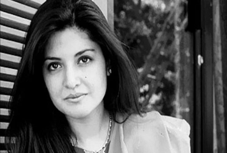 पाकिस्तानी सिंगर नाज़िया हसन