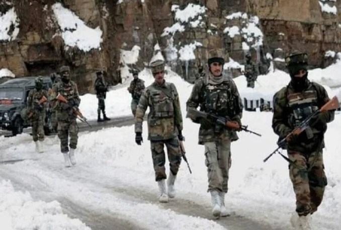 Kashmir: Terrorist attack on security forces in Srinagar, two soldiers martyred