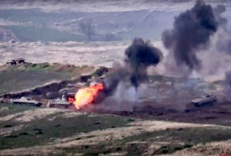 सुरक्षा परिषद ने कहा, तुरंत युद्ध रोकें आर्मेनिया और अजरबैजान