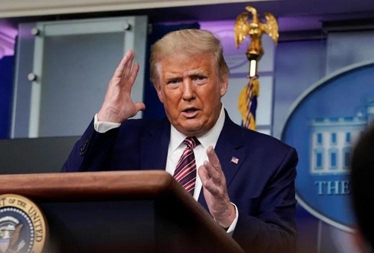 अमेरिका: हार मानने के मूड में नहीं हैं डोनाल्ड ट्रंप, ट्वीट कर कहा- 'मैं चुनाव जीत गया'