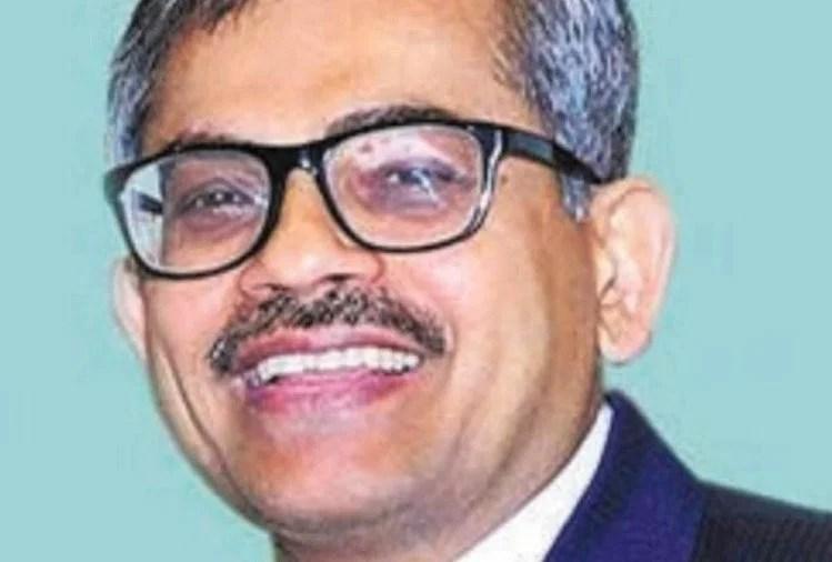 मुख्य सचिव राजेंद्र कुमार तिवारी