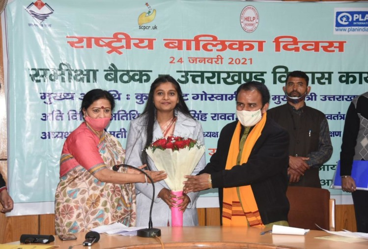 Srishti A One-Day CM Wants To Become Future CM, Show A Lot Of Attitudes, Focus On These Issues